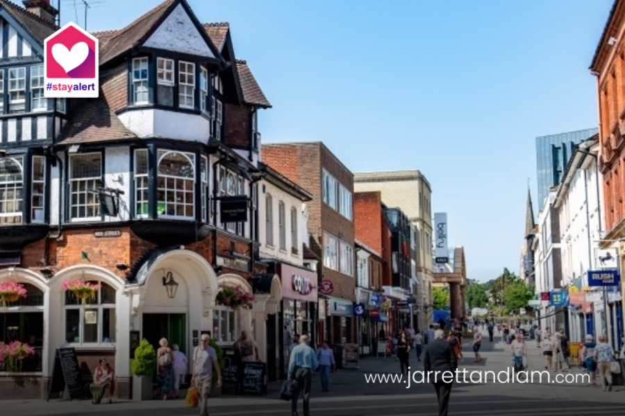 How Redhill Businesses Have Beaten Lockdown