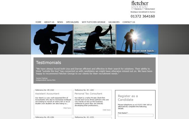 Fletcher George