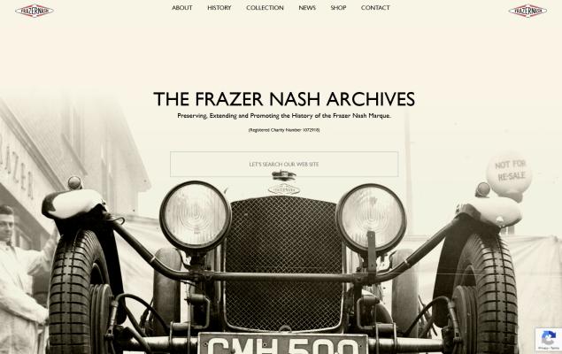 Frazer Nash Archives