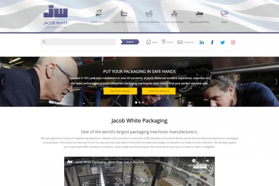 Jacob White Packaging