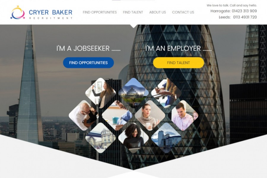 Cryer Baker Recruitment
