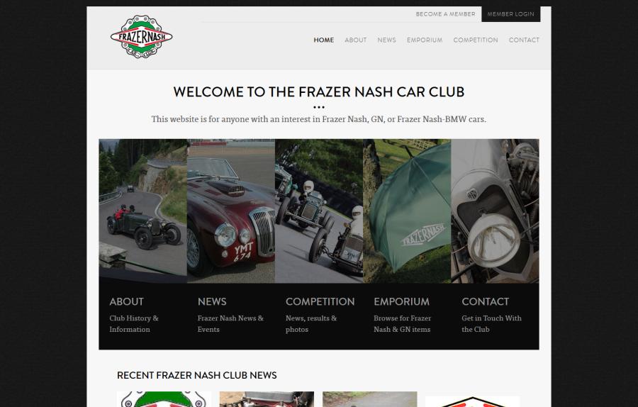 Frazer Nash Car Club