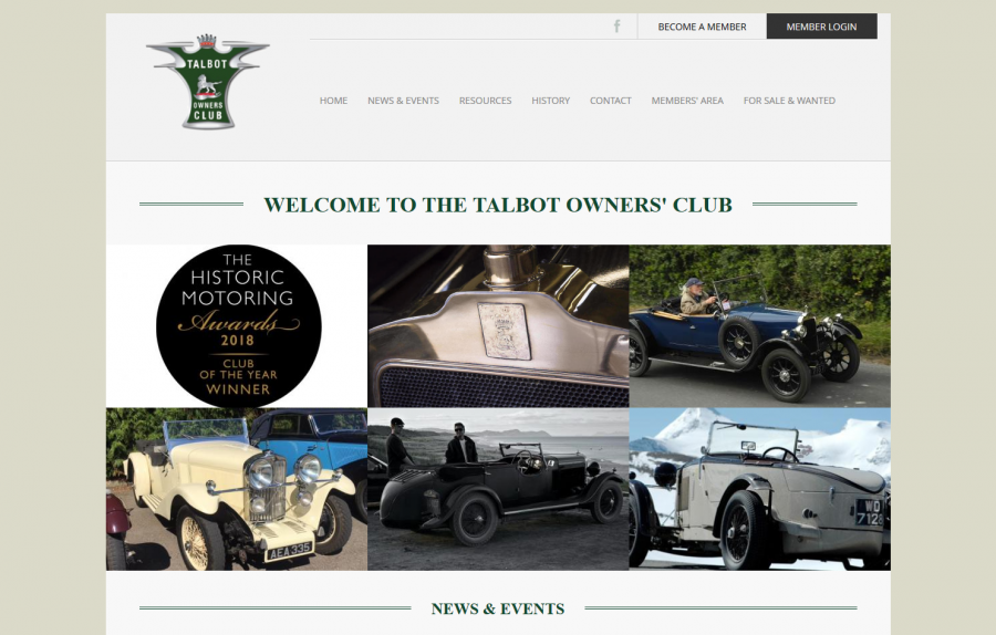 The Talbot Owners